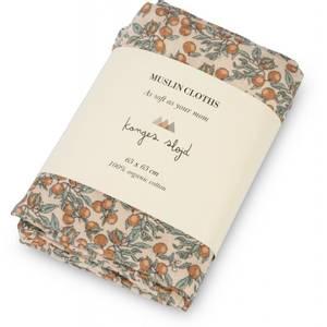 Bilde av 3 pack muslin cloth - orangery beige