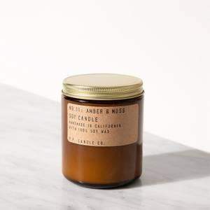 Bilde av Amber & Moss Standard Candle