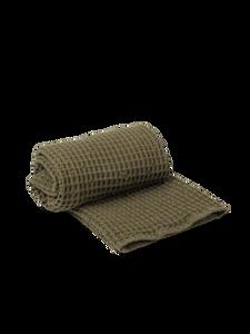Bilde av Organic Bath Towel - Olive