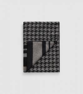 Bilde av Wood Blanket Logo Grey